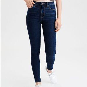 American Eagle Super Hi-Rise Skinny Jean
